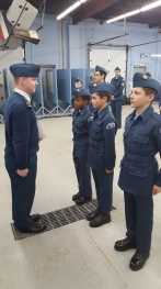 promotions, swearing in